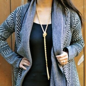 *HOST PICK Gold Chain Tassel NWT Necklace